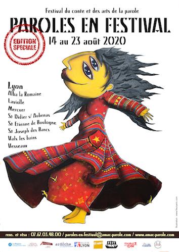 Programme Paroles en festival